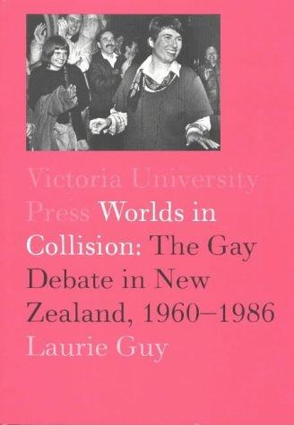 Worlds in collision by Laurie Guy