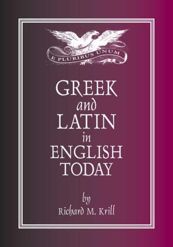 Download Greek and Latin in English today