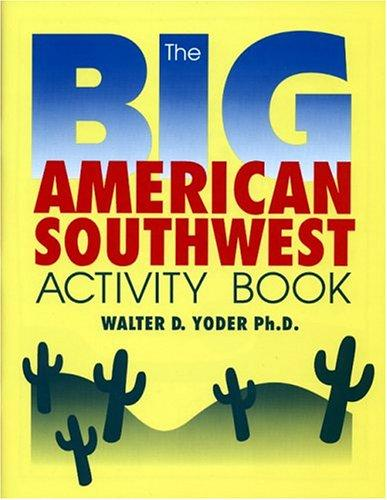 Download The Big American Southwest Activity Book
