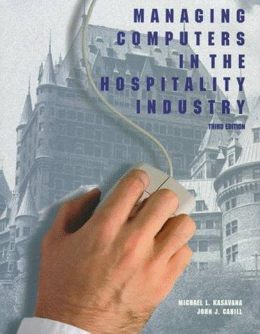 Download Managing computers in the hospitality industry