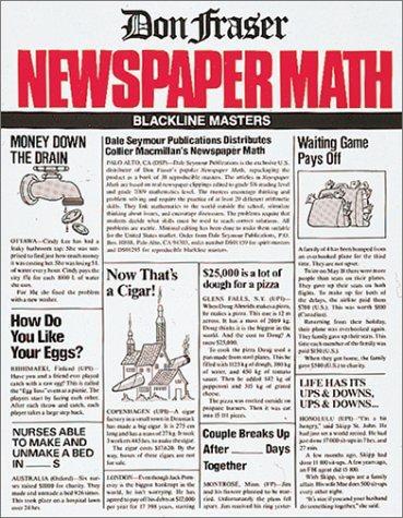 Newspaper Math