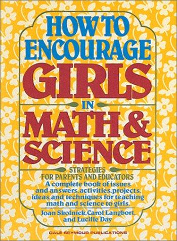 Download How to Encourage Girls in Math & Science