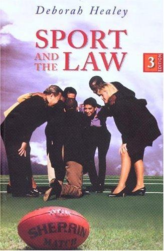 Download Sport And the Law