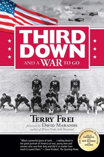 Download Third Down and a War to Go