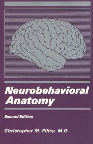 Download Neurobehavioral Anatomy