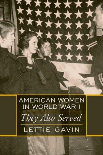 Download American Women in World War I