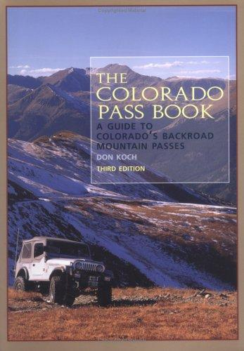 Download The Colorado pass book