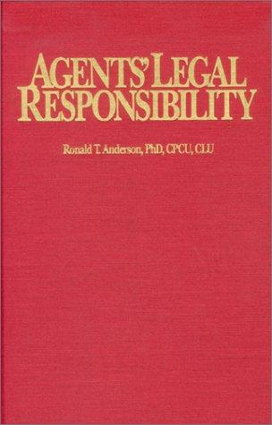 Download Agent's legal responsibility