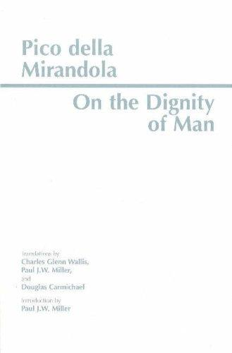 Download On the dignity of man