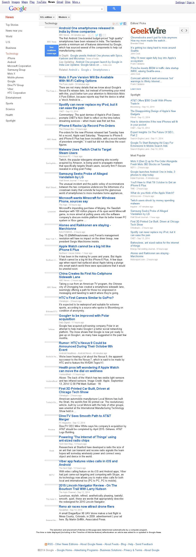 Google News: Technology at Monday Sept. 15, 2014, 9:07 a.m. UTC