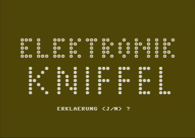 Kniffel Download Freeware