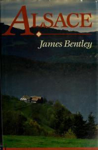 Cover of: Alsace   James Bentley