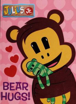 Cover of: Bear hugs! | Andrea Posner-Sanchez