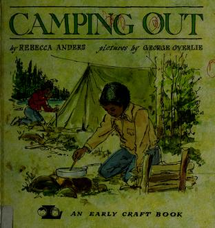 Cover of: Camping out | Rebecca Anders