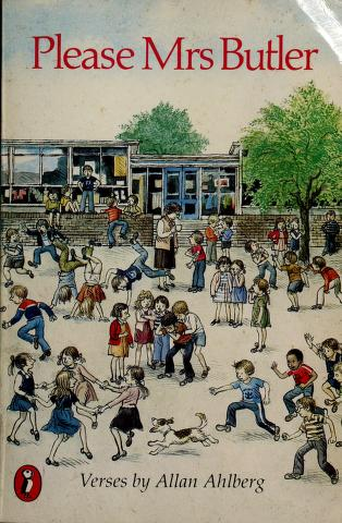 Cover of: Please Mrs Butler | Allan Ahlberg
