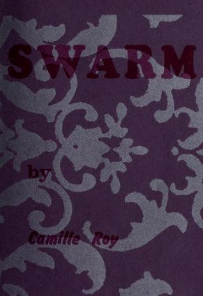 Cover of: Swarm   Camille Roy