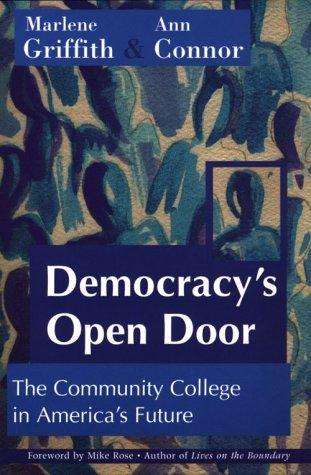 Democracy's Open Door by Marlene Griffith