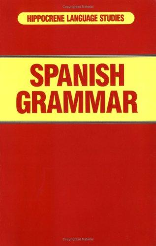 Spanish Grammar (Hippocrene Language Studies) by Davidovic Mladen, Hippocrene Books