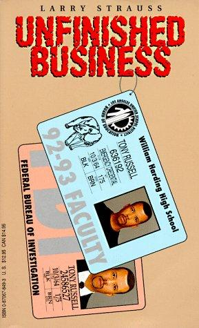 Unfinished business by Larry Strauss